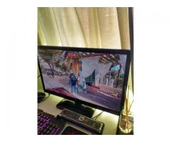 Tv monitor LED de 24