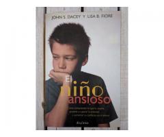 Libro El Niño Ansioso - John S. Dacey y Lisa B. Fiore