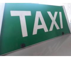 venta de habilitación de taxi La Plata