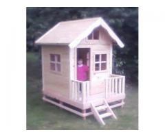 casitas infantiles de madera ranchera chica