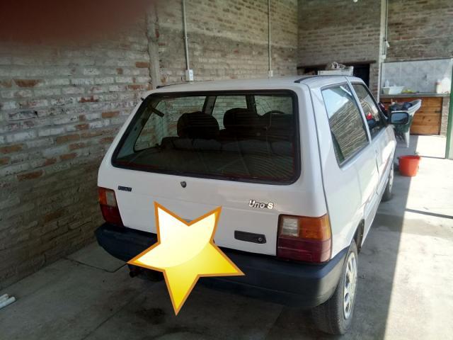 Fiat Uno 1.3 MPI 2003 nafta / GNC - 1/4