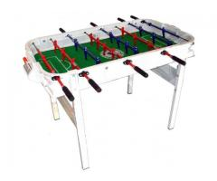 Alquiler mesa de ping pong y metegol