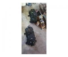 bombas, evaporadores, condensadores, compresores