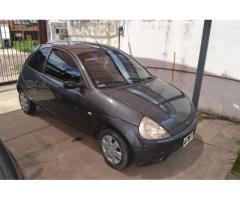 Ford Ka 1.0 Plus Aa Tattoo