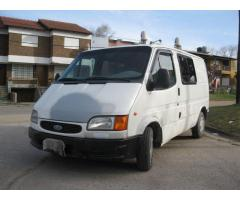 FORD TRANSIT 2.5 1997 MUY BUENA, AA GRANDE