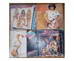 Discos LP para fiestas