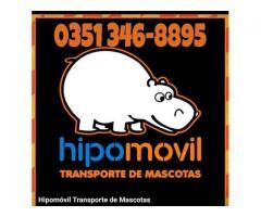 HIPOMOVIL TRANSPORTE DE MASCOTAS