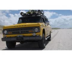 DODGE 200 4X4 POWER WAGON