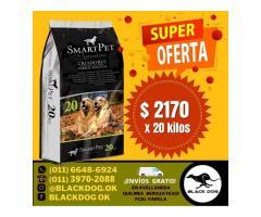 (((SUPER OFERTA))) Smart Pet de 20 Kg + ENVÍO = $2170!