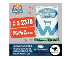 (((SUPER OFERTA))) Walt Can de 20 Kg + ENVÍO = $2370!