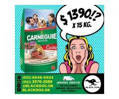 (((SUPER OFERTA))) Carneguie de 15 Kg + ENVÍO = $1390!