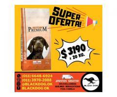 (((SUPER OFERTA))) Royal Canin Premium Dog de 20 Kg + ENVÍO = $3190!