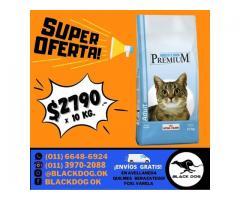 (((SUPER OFERTA))) Royal Canin Premium Cat de 10 Kg + ENVÍO = $2790!