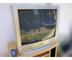 Televisor Noblex Cinema 29 pulgadas. Excelente estado. Control Remoto
