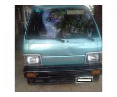 camioneta daihatsu hijet 1000 mod 92 3 cilindros