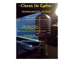 CLASES DE CANTO BANFIELD
