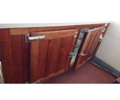 Heladera mostrador 2 puertas