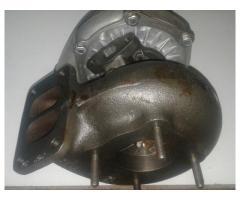 Turbocompresor para autos