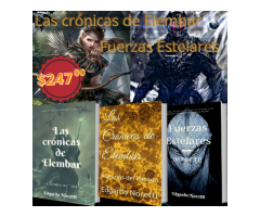 Libros de FANTASÍA y CIENCIA FICCIÓN (3x1)
