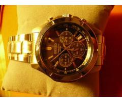 Venta Reloj Seiko Cronografo mod. 6T63-00G0
