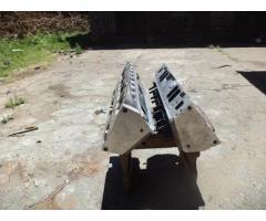 Tapas de cilindro de aluminio chevrolet v8 small block