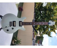 Guitarra PRS Santana SE con Seymour Duncan
