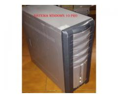 WINDOWS 10 PRO - INTEL DUAL - RIGIDO 80 GB -VIDEO ATI DE 256 MB..
