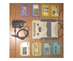 Family Game Inteltron 7000 + 8 juegos - recibo ofertas o cambios -