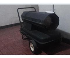 Vendo calefactor cañon en excelente estado
