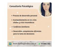 consultoría psicológica-counseling