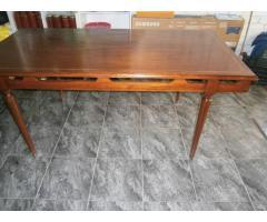 mesa estilo ingles antigua