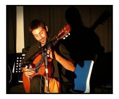 Clases de guitarra y bajo zona San Telmo
