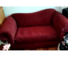 Sofa 2 cuerpos excelente estado