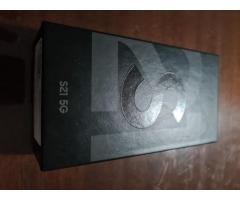 Samsung Galaxy S21  5g Nuevo en Caja Sellada