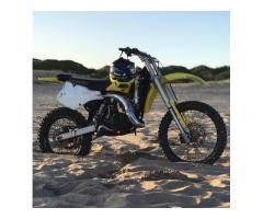 Motocross Enduro Suzuki Rm 125