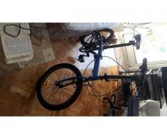 Vendo bicicleta plegable philco yoga