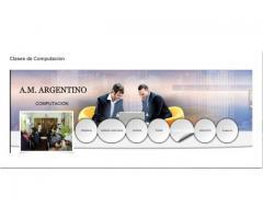 CURSOS DE COMPUTACION PRESENCIALES Y A DISTANCIA