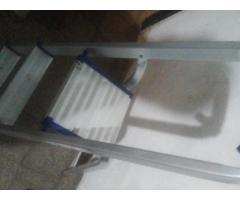 Escalera aluminio 3 escalones