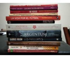 Libros usados en muy buen estado