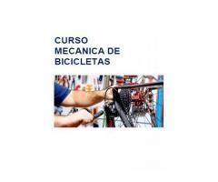 CURSO MECANICA DE VICICLETAS ( no fisico PDF )