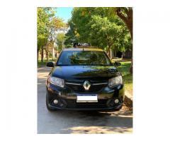 VENDO - Taxi listo para trabajar.  Renault Logan Expression 2016