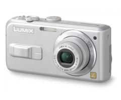 Cámara Digital Panasonic Lumix DMC-LS2 como nueva en caja