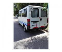Fiat Ducato 98 con 10 + 3 asientos
