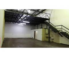 ALQUILO LOCAL - GALPON - CON OFICINAS EN VILLA CRESPO 220 m2