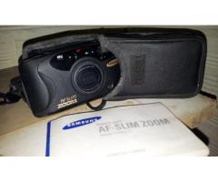 Camara foto analogica digital