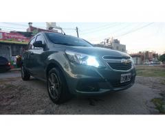 Chevrolet Agile 2013 trompa nueva 65.000km