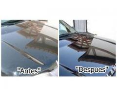 PULIDOS, LUSTRADOS DE CARROCERÍAS, LIMPIEZA DE TAPIZADOS DE AUTOS