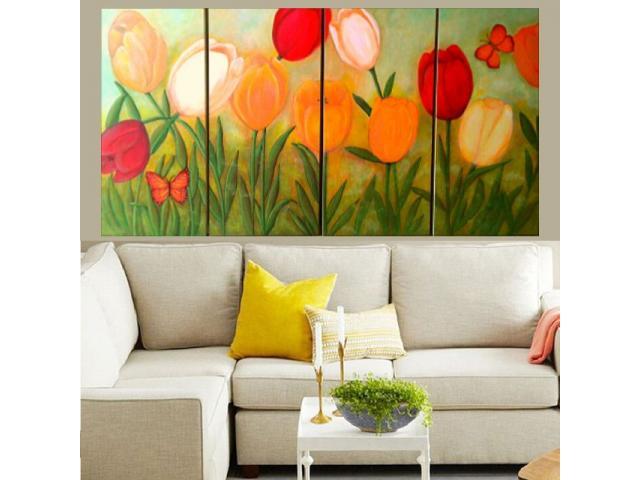 Pinturas cuadros decorativos general san mart n for Cuadros al oleo para decorar salones