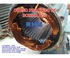 curso de bobinado de motores electricos