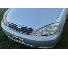 Vendo Toyota Corolla 2004